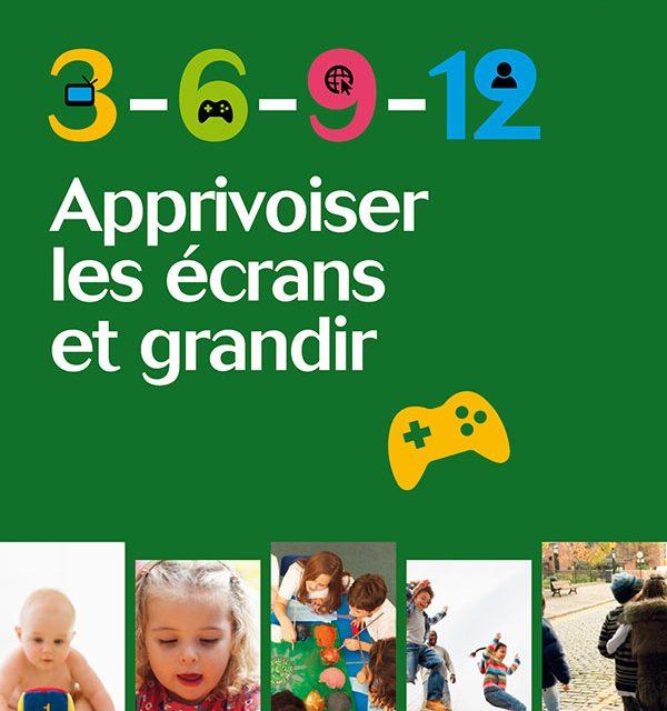 Les écrans et les enfants : une affiche et des repères