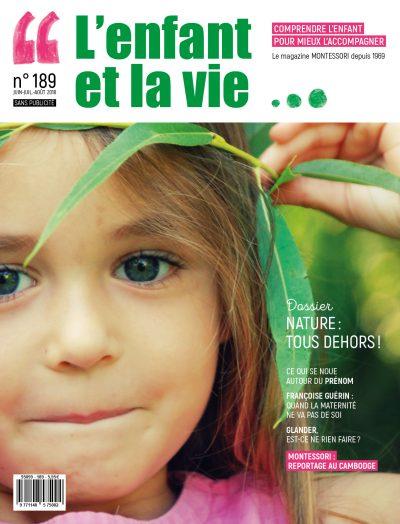 L'enfant et la Vie n°189