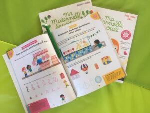 cahier montessori selection lenfant et la vie