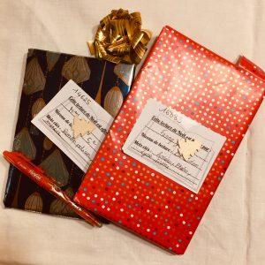 Couvertures livres cadeaux