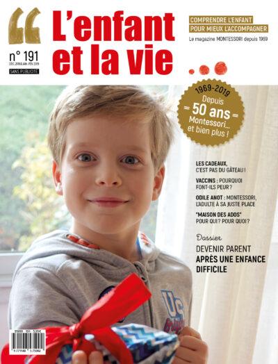 couverture du n°191