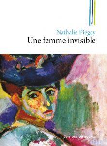 couverture roman femme invisible