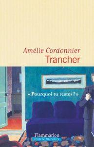"""Couv roman """"Trancher"""""""