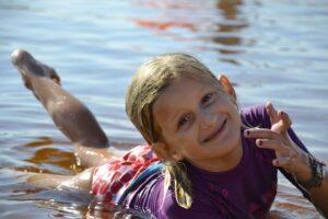 Enfant acteur de sa sécurité dans l'eau