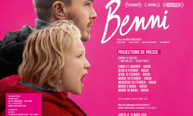 Benni – un film à voir !